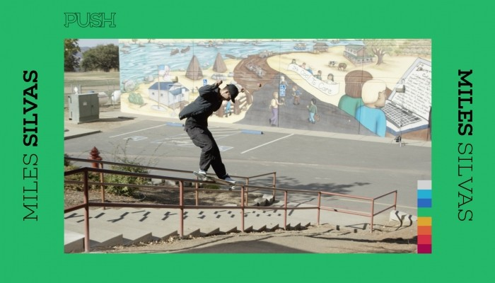 La Push Part de Miles Silva I The Berrics